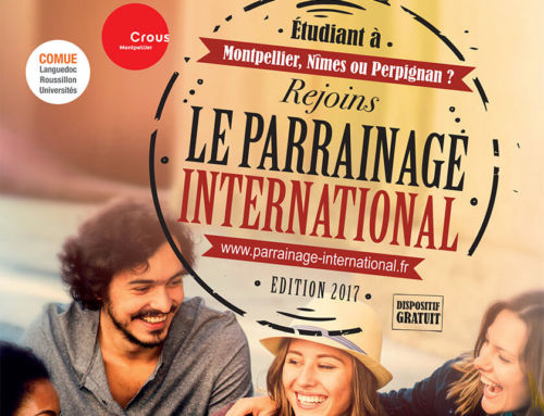 Parrainez un étudiant international !
