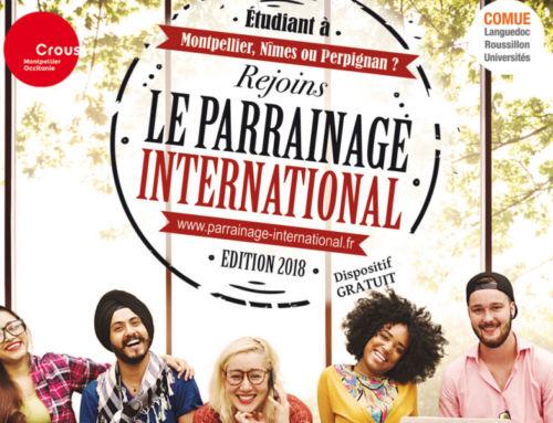 Parrainez un étudiant international !