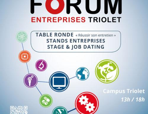 Journée d'aide à l'Insertion Professionnelle «Forum Emploi Triolet»