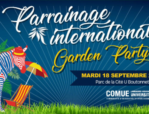 Garden party – Parrainage international