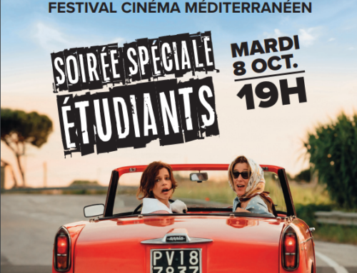 Cinemed s'invite à l'Université de Montpellier