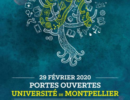 Journée portes ouvertes de l'Université de Montpellier