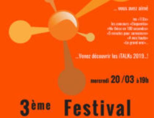 «Le festin d'iTALKs» – 3e édition du festival iTALKs