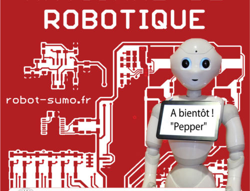 Tournoi national de robotique