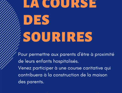 Course caritative « La course des sourires »