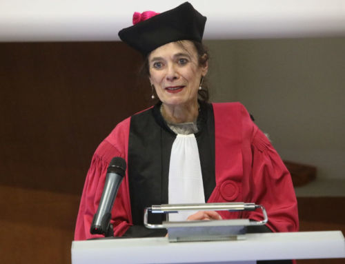 Louise 0. Fresco, Docteur Honoris Causa de l'Université de Montpellier