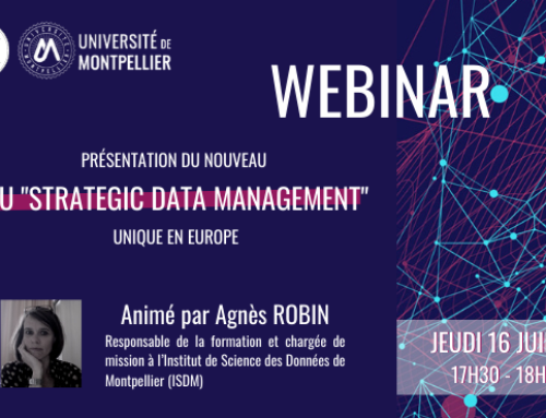 Webinar : Introduction au DU « Scientific Data Management »