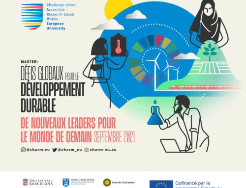Réunion d'information sur le diplôme CHARM-EU